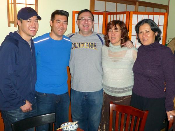 Dec 30, 2012 Dinner