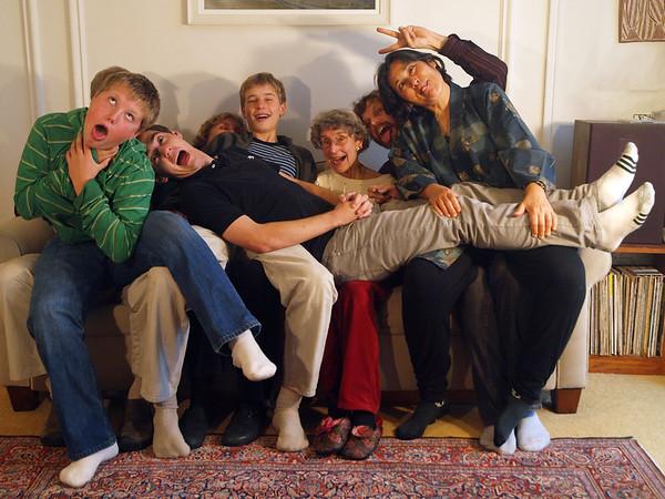Family Photos 2012