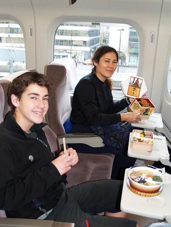 Trip to Japan, Dec 2006-Jan 2007